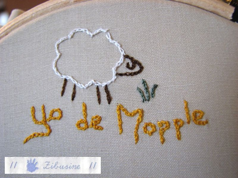 Yo, de Mopple !