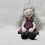 tricot poupée scandinave