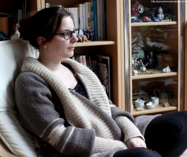 La Walkyrie du tricot