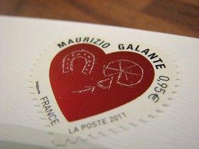 Les timbres personnalisés de la mort qui tue