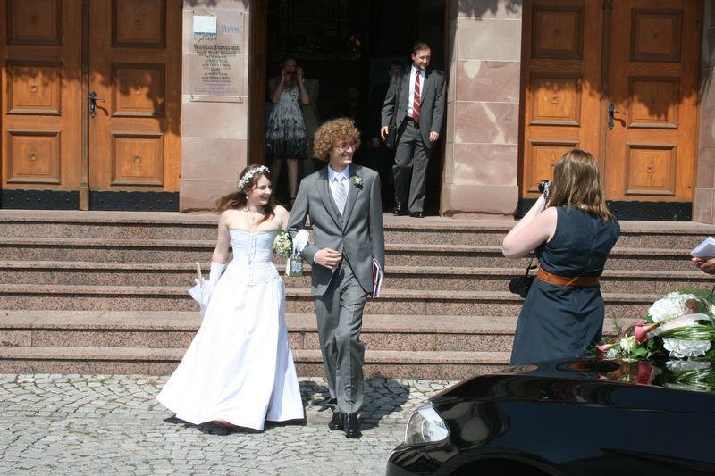 {Le mariage} La photographe