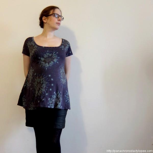Tee-shirt suédois